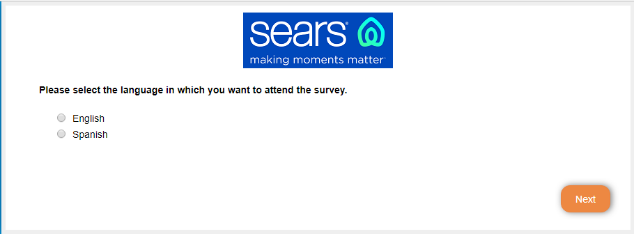 Sears Guest Survey