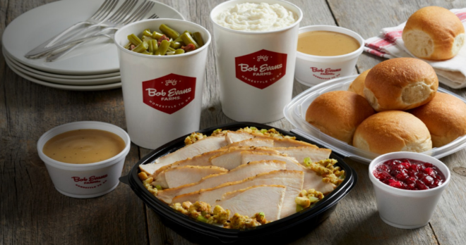 Bob Evans Customer Experience Survey 2020