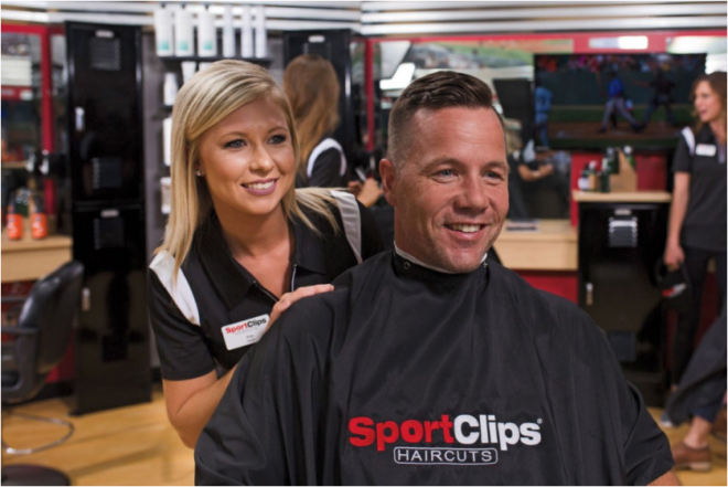 Sport Clips Haircuts Customer Survey